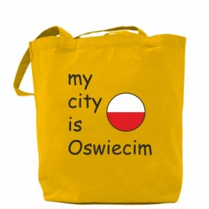 Torba My city is Oswiecim