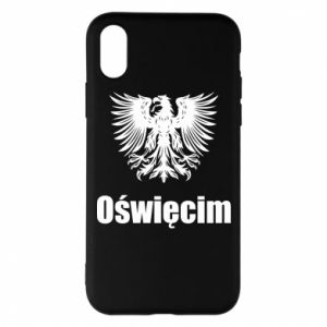 iPhone X/Xs Case Oswiecim