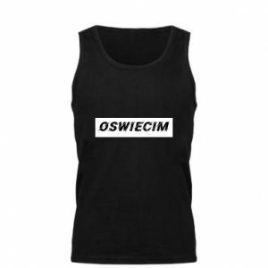 Męska koszulka City Oswiecim
