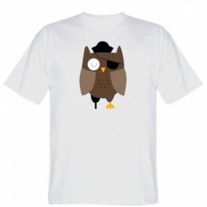 Koszulka Owl pirate
