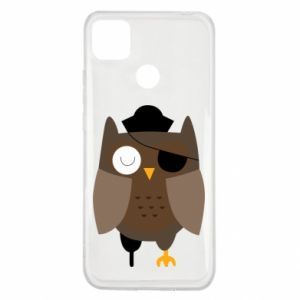 Etui na Xiaomi Redmi 9c Owl pirate