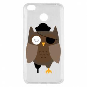 Etui na Xiaomi Redmi 4X Owl pirate