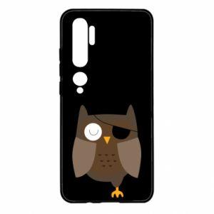 Etui na Xiaomi Mi Note 10 Owl pirate