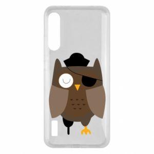 Etui na Xiaomi Mi A3 Owl pirate