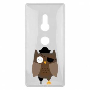 Etui na Sony Xperia XZ2 Owl pirate