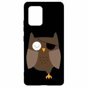 Etui na Samsung S10 Lite Owl pirate