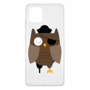 Etui na Samsung Note 10 Lite Owl pirate