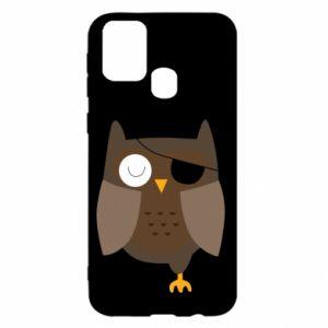 Etui na Samsung M31 Owl pirate