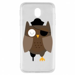 Etui na Samsung J7 2017 Owl pirate
