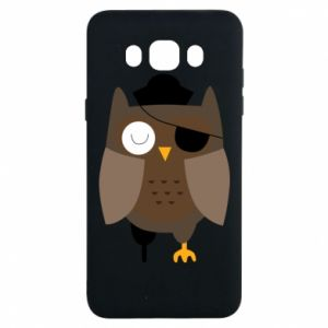 Etui na Samsung J7 2016 Owl pirate