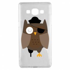 Etui na Samsung A5 2015 Owl pirate