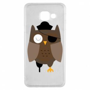 Etui na Samsung A3 2016 Owl pirate