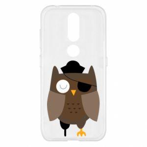 Etui na Nokia 4.2 Owl pirate