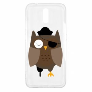 Etui na Nokia 2.3 Owl pirate