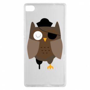 Etui na Huawei P8 Owl pirate