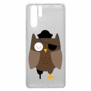 Etui na Huawei P30 Pro Owl pirate