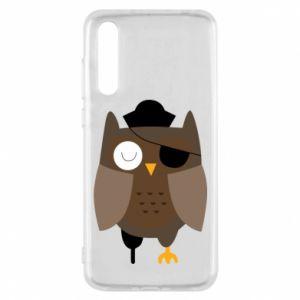 Etui na Huawei P20 Pro Owl pirate