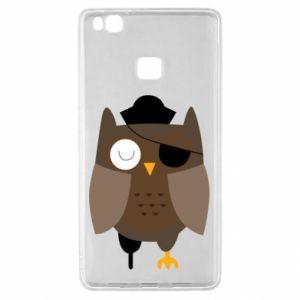 Etui na Huawei P9 Lite Owl pirate