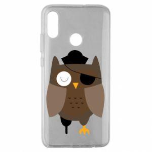 Etui na Huawei Honor 10 Lite Owl pirate