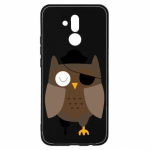 Etui na Huawei Mate 20 Lite Owl pirate