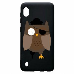 Etui na Samsung A10 Owl pirate