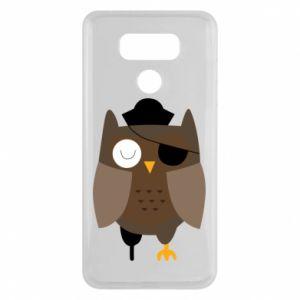 Etui na LG G6 Owl pirate