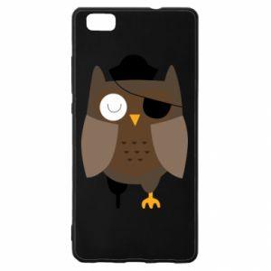 Etui na Huawei P 8 Lite Owl pirate