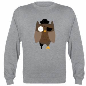Bluza (raglan) Owl pirate