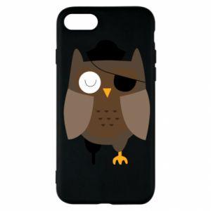 Etui na iPhone SE 2020 Owl pirate