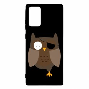 Etui na Samsung Note 20 Owl pirate