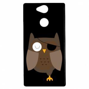 Etui na Sony Xperia XA2 Owl pirate