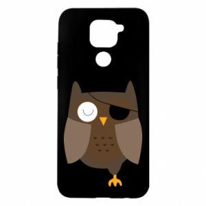 Etui na Xiaomi Redmi Note 9/Redmi 10X Owl pirate