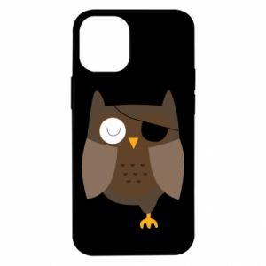 Etui na iPhone 12 Mini Owl pirate