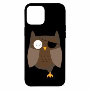 Etui na iPhone 12 Pro Max Owl pirate