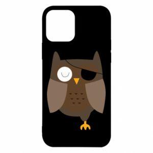 Etui na iPhone 12/12 Pro Owl pirate