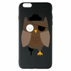Etui na iPhone 6 Plus/6S Plus Owl pirate