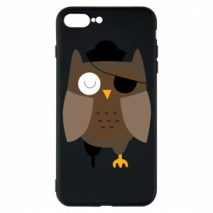 Etui na iPhone 7 Plus Owl pirate