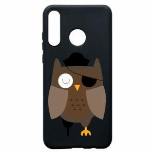 Etui na Huawei P30 Lite Owl pirate