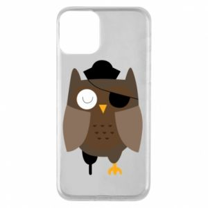 Etui na iPhone 11 Owl pirate