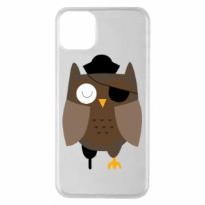 Etui na iPhone 11 Pro Max Owl pirate