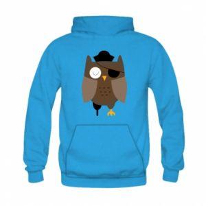 Bluza z kapturem dziecięca Owl pirate