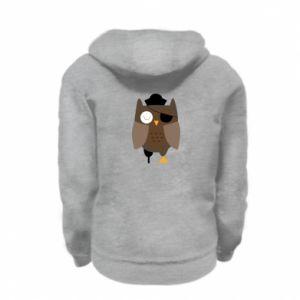 Bluza na zamek dziecięca Owl pirate