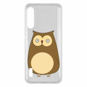 Etui na Xiaomi Mi A3 Owl with big eyes
