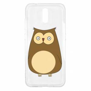 Etui na Nokia 2.3 Owl with big eyes