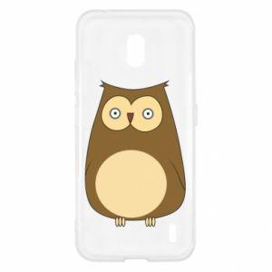 Etui na Nokia 2.2 Owl with big eyes