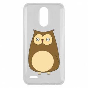 Etui na Lg K10 2017 Owl with big eyes