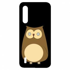 Etui na Xiaomi Mi9 Lite Owl with big eyes