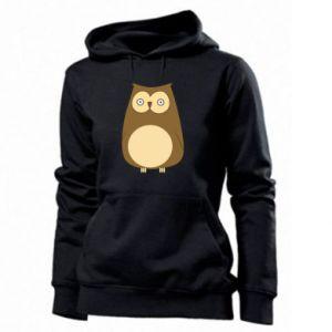 Bluza damska Owl with big eyes