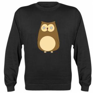 Bluza Owl with big eyes