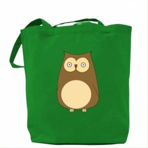Torba Owl with big eyes